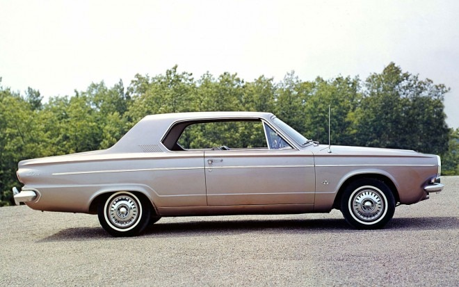 1963 Dodge Dart GT Side View1 660x413