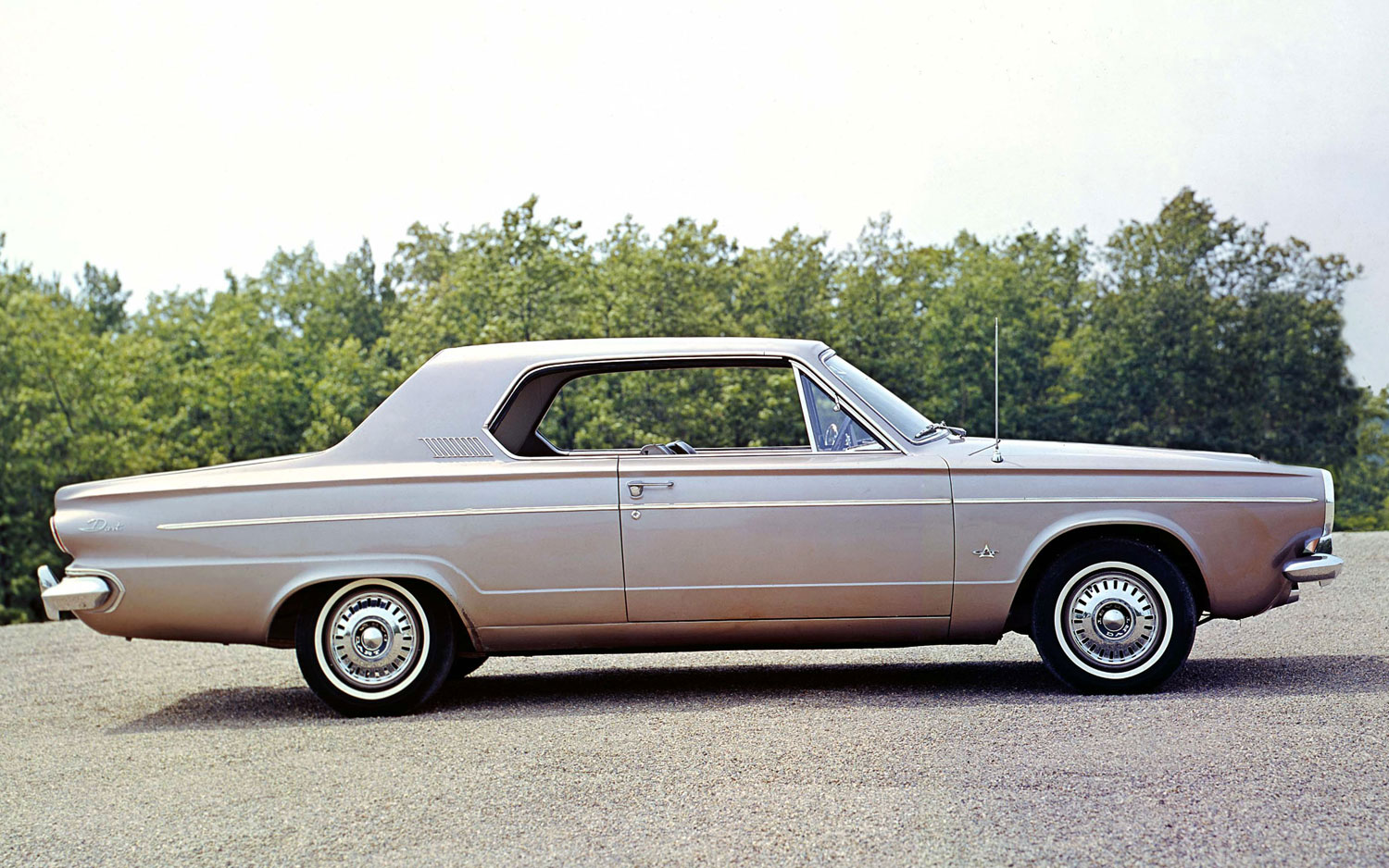 1963 Dodge Dart GT Side View1