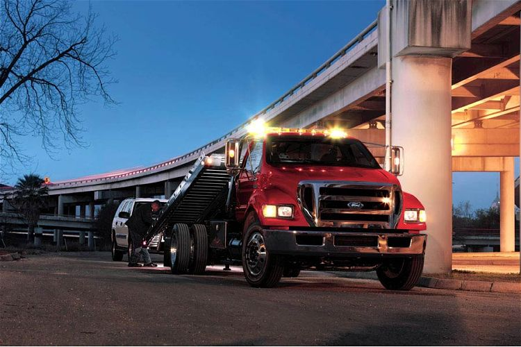 2009 Ford F 650 Tow Truck1