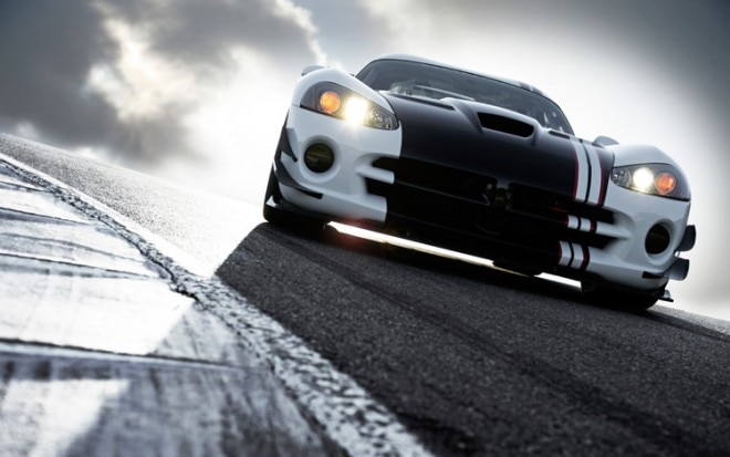 2010 Dodge Viper ACR Front Low