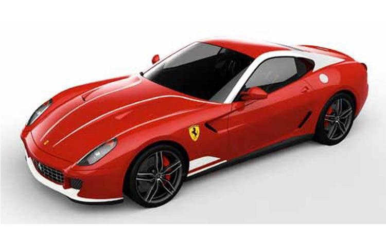 2011 Ferrari 599HGTE 60F1 F150 11