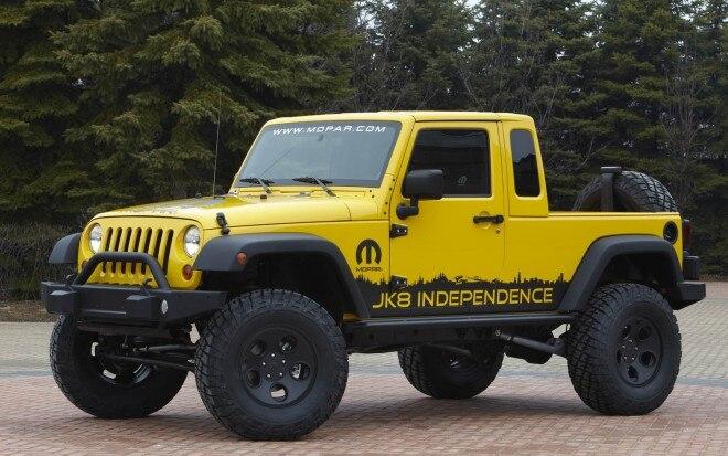 2011 Jeep Wrangler Unlimited JK8 Front Three Quarter1 660x413