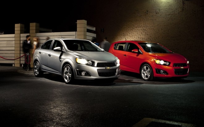 2012 Chevrolet Sonic Hatch And Sedan1 660x413