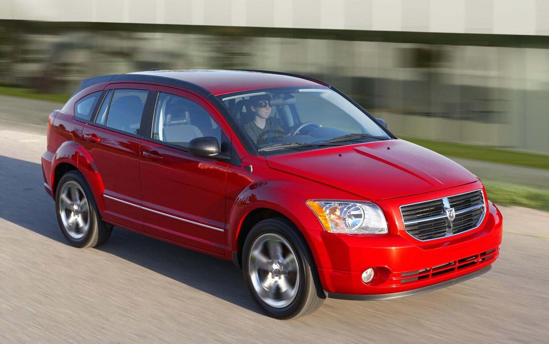 2012 Dodge Caliber Front Three Quarter1