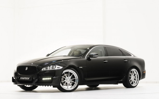 2012 Jaguar XJ Startech Front Three Quarter1 660x413