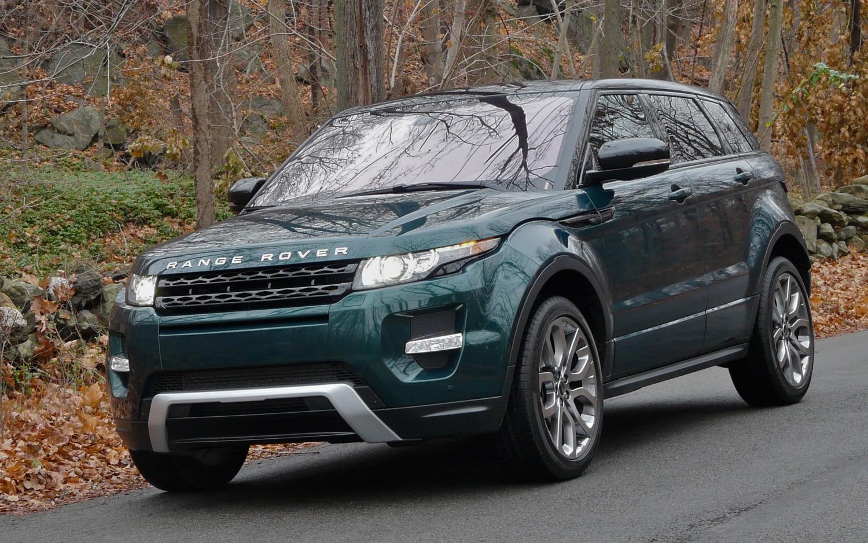 driven 2012 range rover evoque automobile magazine. Black Bedroom Furniture Sets. Home Design Ideas