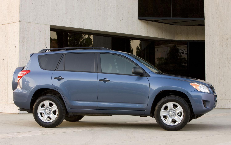 2012 Toyota RAV4 Profile1