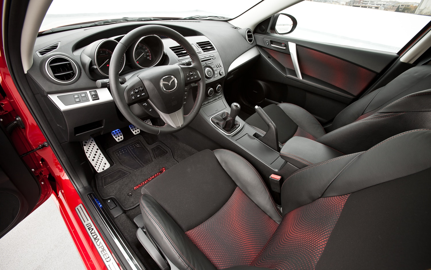 2012 mazdaspeed3 touring editors 39 notebook automobile. Black Bedroom Furniture Sets. Home Design Ideas