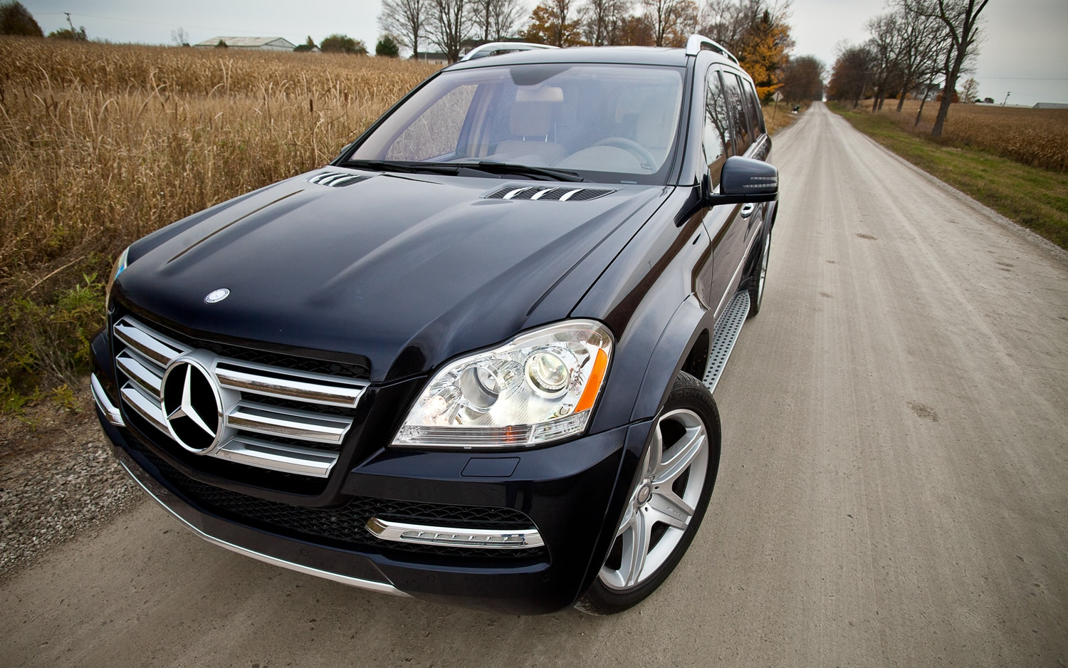 2012 mercedes benz gl550 4matic editors 39 notebook for 2012 mercedes benz gl550