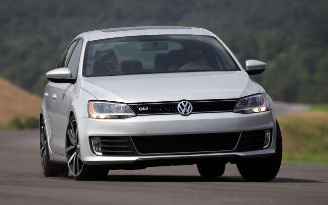 2012 Volkswagen GLI Front End1 660x413