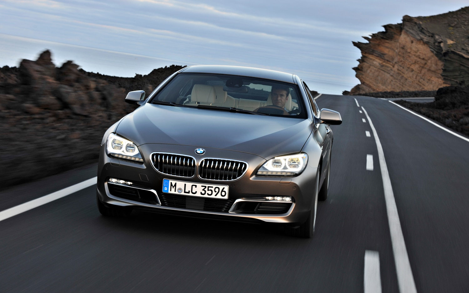 first look: 2013 bmw 6 series gran coupe - automobile magazine