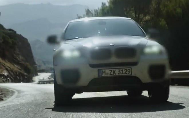 2013 BMW X6 XDrive550dM Front 660x413