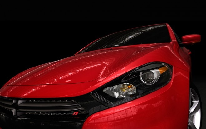 2013 Dodge Dart RT Preview Front View3 660x413