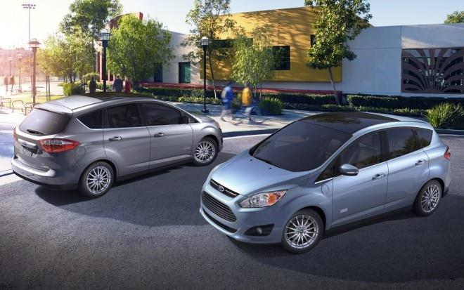 2013 Ford C Max Energi And Hybrid Three Quarters1 660x413