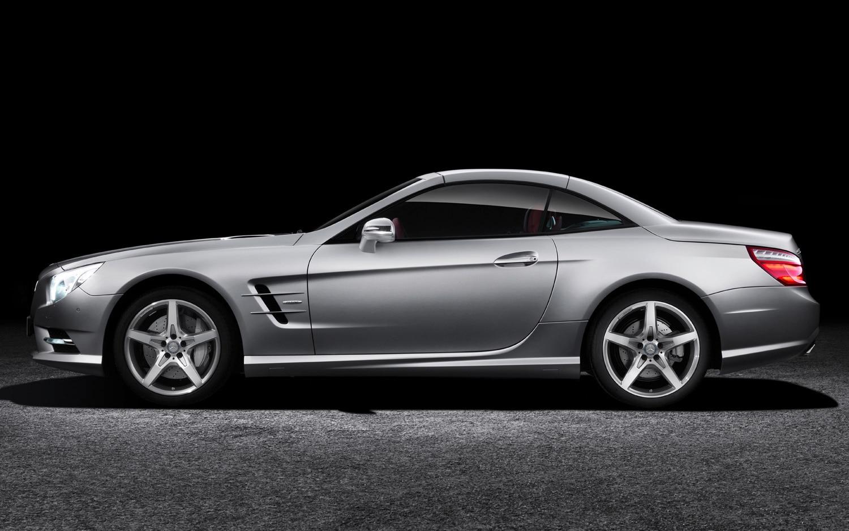 First Look 2013 MercedesBenz SLClass  Automobile Magazine