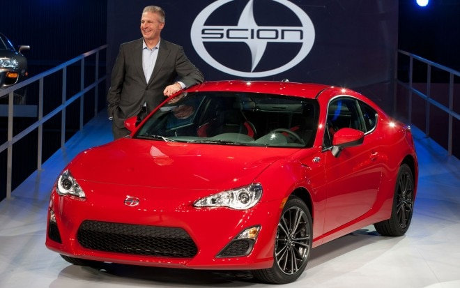 2013 Scion FR S Front Three Quarter Reveal1 660x413