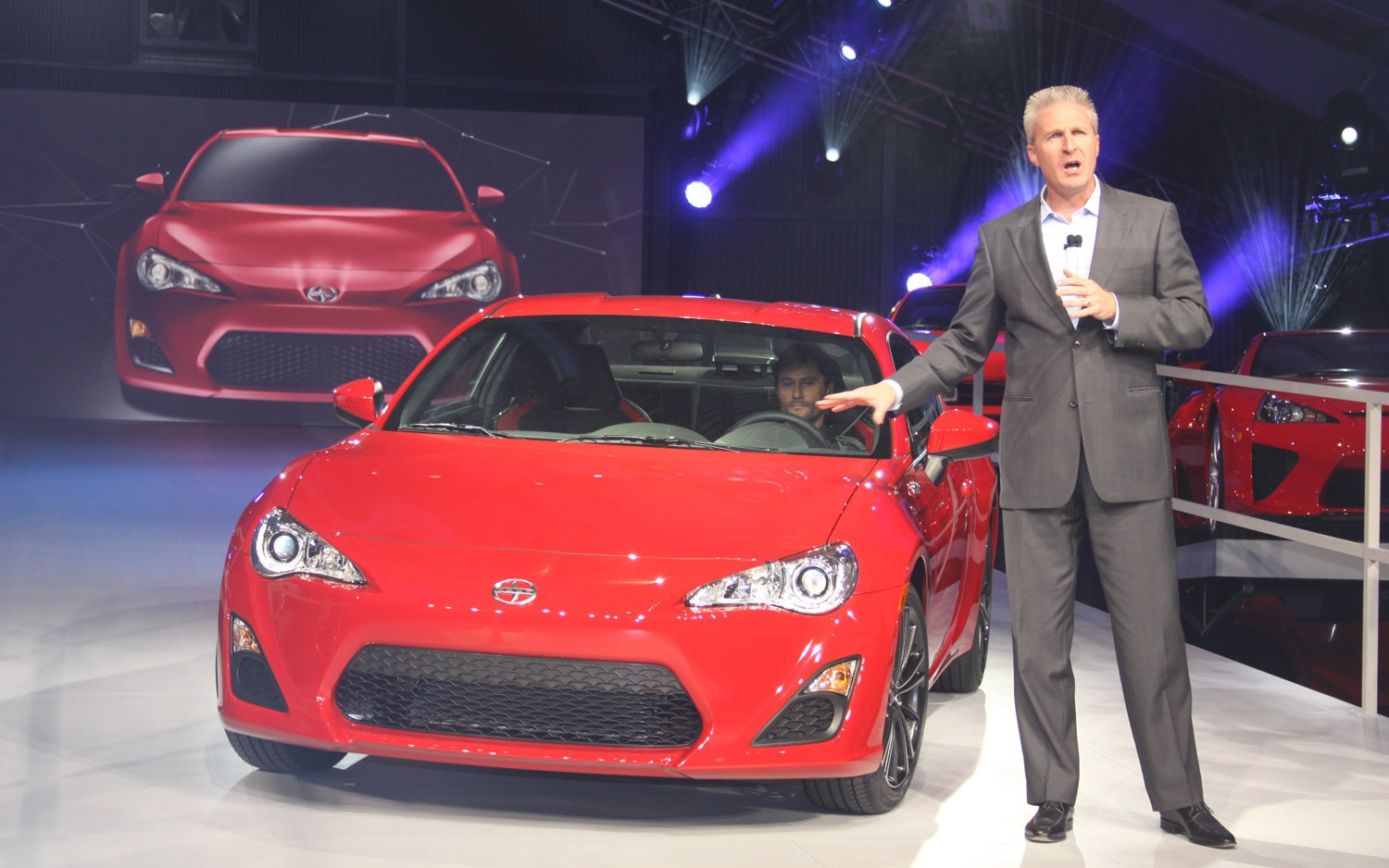 2013 Scion FRS Reveal Jack Hollis