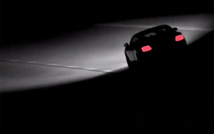 Bentley Engine Teaser Video 2