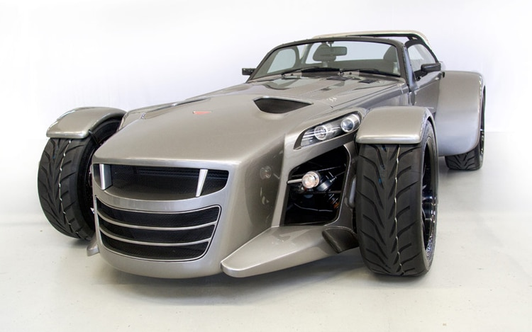Donkervoort GTO Front Three Quarter1