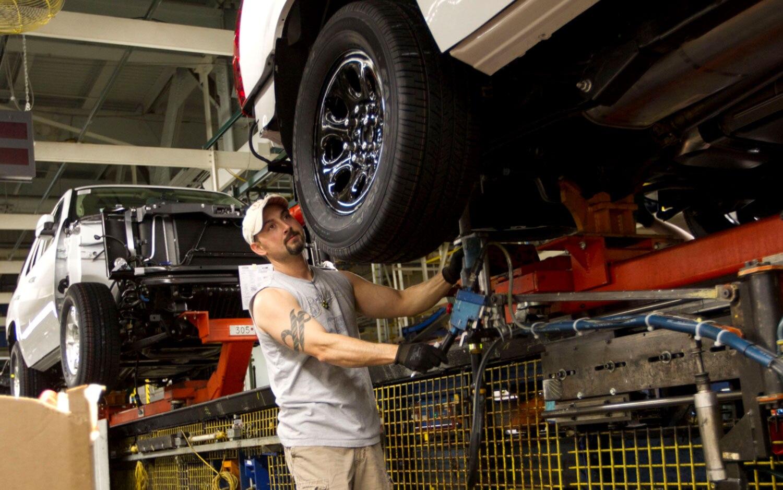 GM Arlington Truck Assembly Plant1