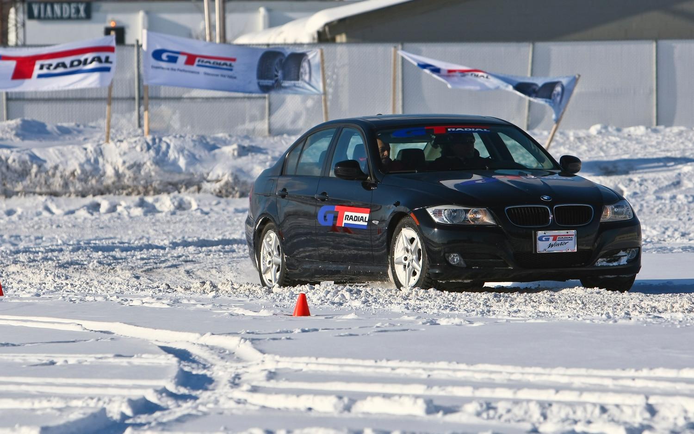 GT Radial Quebec BMW