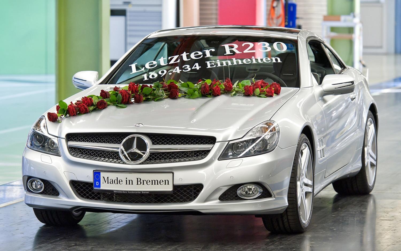 Last 2012 Mercedes Benz SL3501