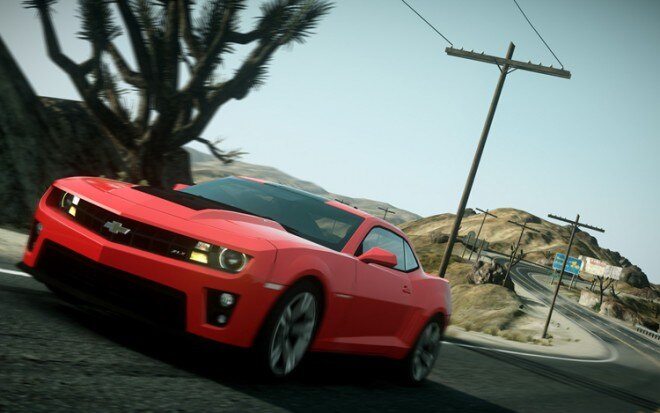 Need For Speed Chevrolet Camaro ZL11 660x413