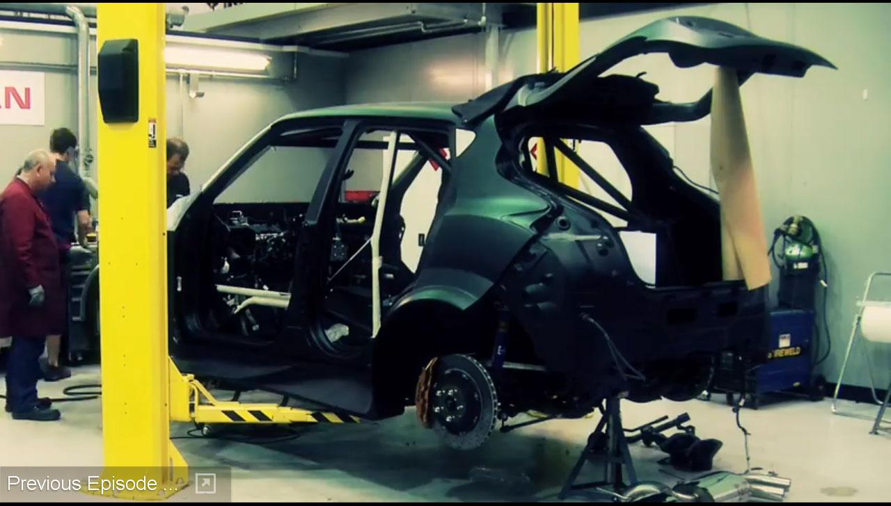 Nissan Juke R Finishing Touches 11