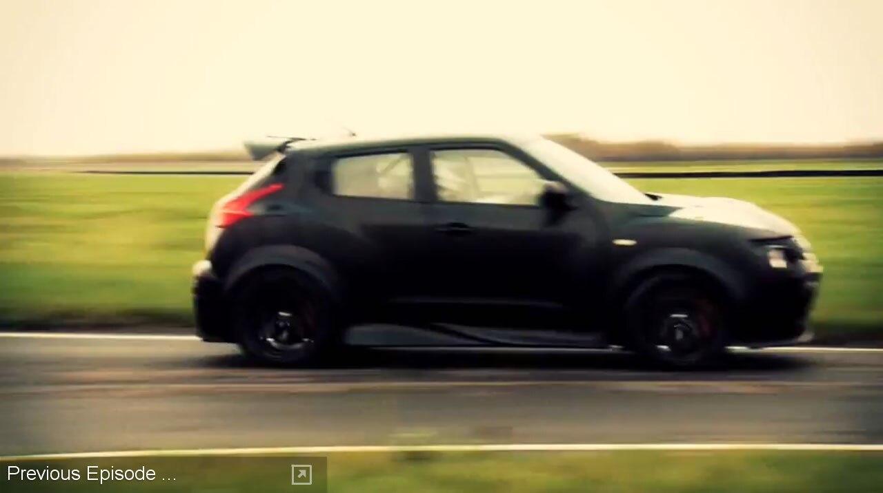 Nissan Juke R Shakedown And Testing 61