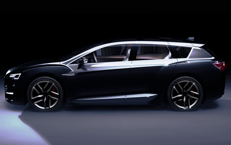 Subaru Advanced Tourer Concept Profile11