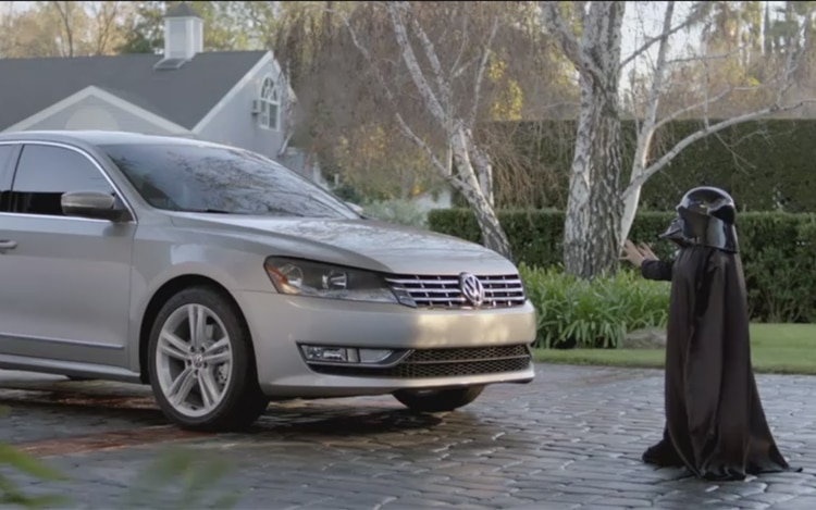 Volkswagen The Force1