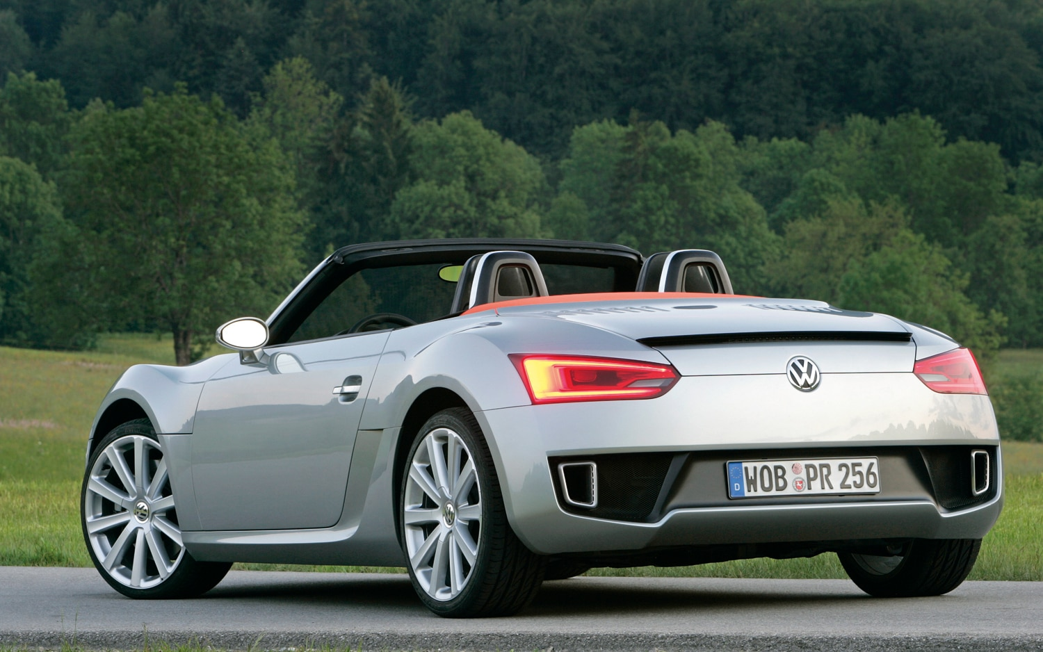 report volkswagen delays bluesport roadster in favor of high volume models. Black Bedroom Furniture Sets. Home Design Ideas