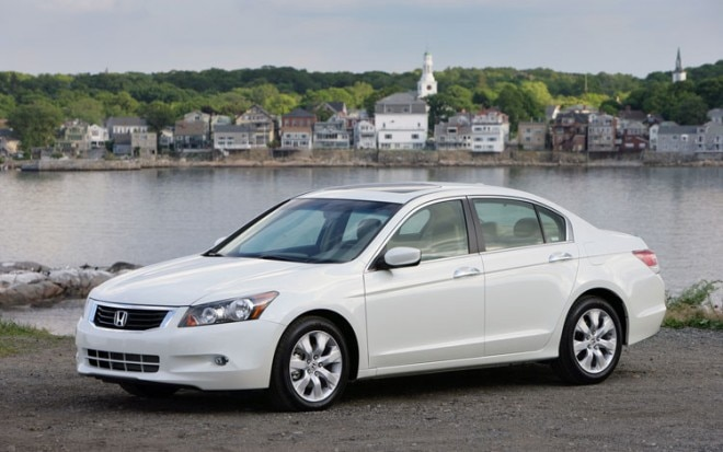 2011 Honda Accord Front