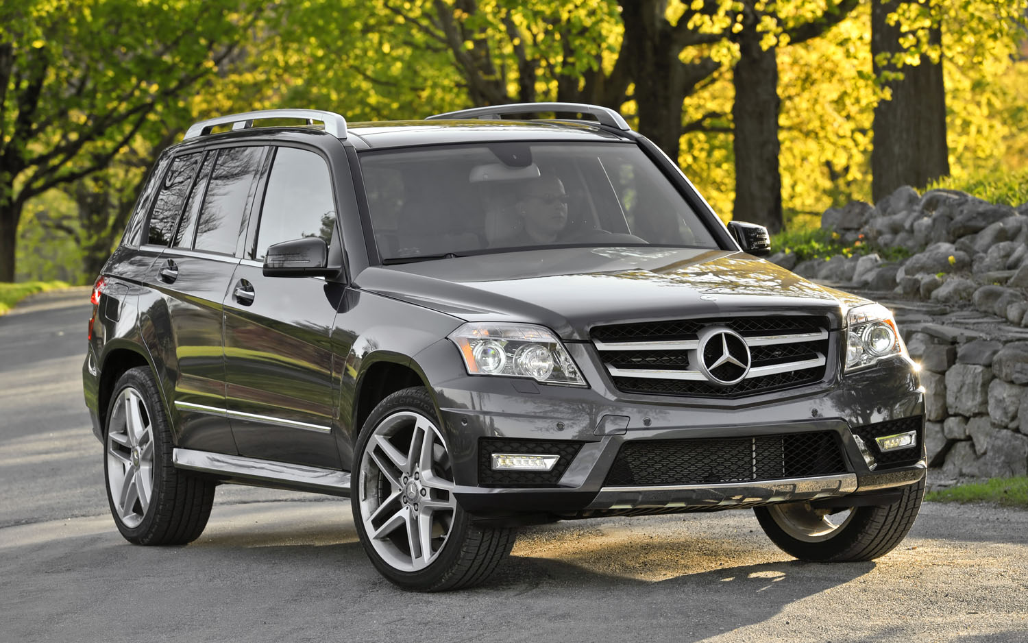 report mercedes glk will get diesel variant. Black Bedroom Furniture Sets. Home Design Ideas