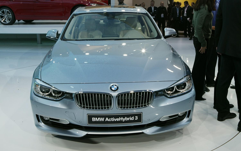 2012 BMW Activehybrid 3 Front End 31