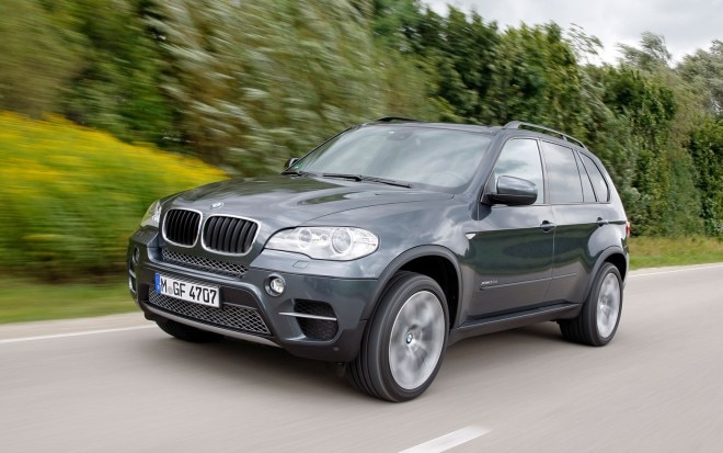 2012 BMW X5 Front Three1 660x413