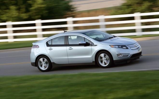 2012 Chevrolet Volt Front Three Quarter1 660x413