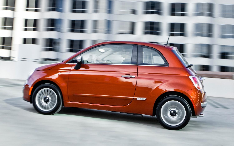 2012 Fiat 500 Profile1
