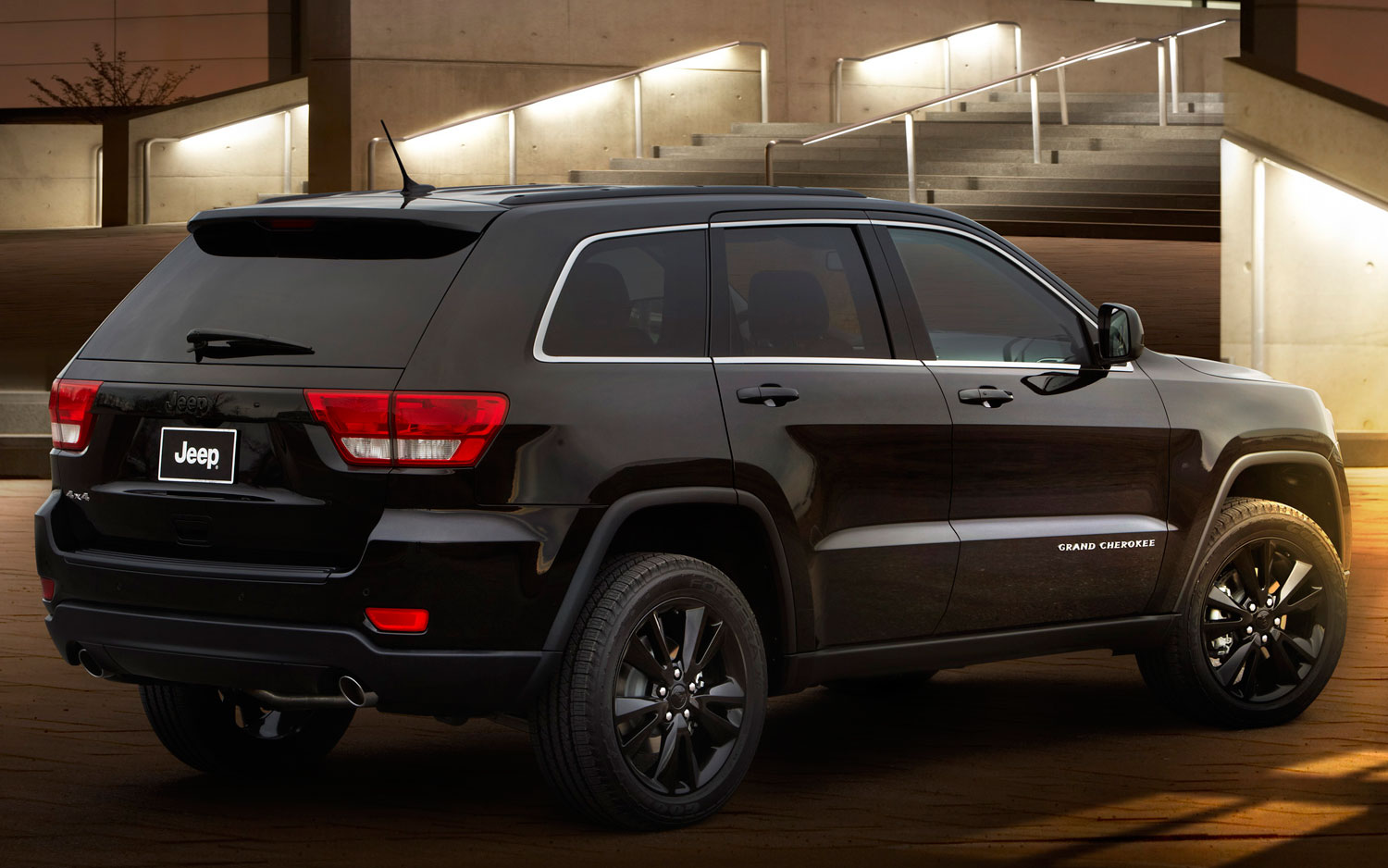 jeep previews new 2012 grand cherokee package, asks you to name it