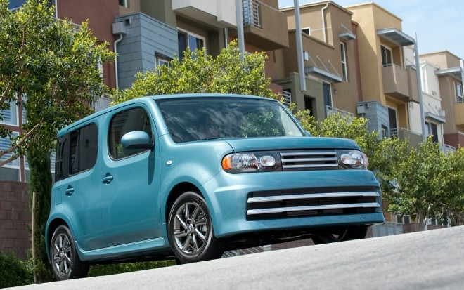 2012 Nissan Cube Front Three Quarter 21 660x413