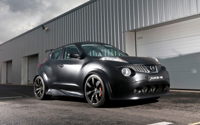 2012 Nissan Juke R Front Three Quarter1 660x413