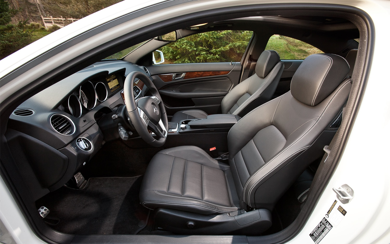 2012 MercedesBenz C350 Coupe  Editors Notebook  Automobile