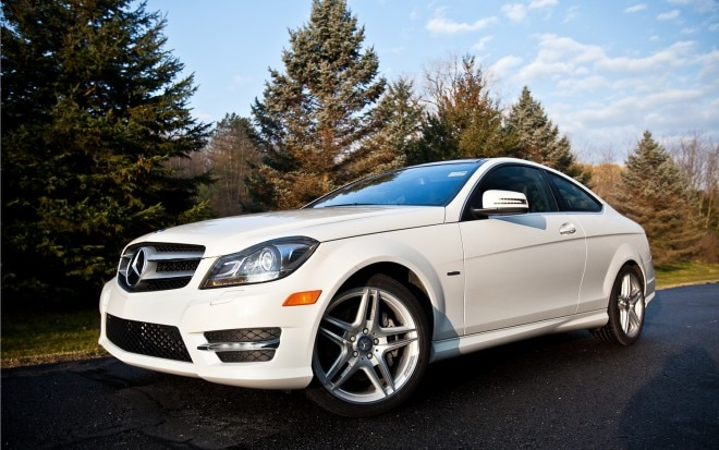 2012 Mercedes Benz Front Left View1 660x413