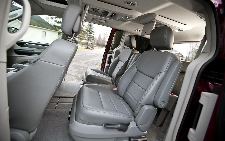 2012 Volkswagen Routan SEL - Editors' Notebook ...