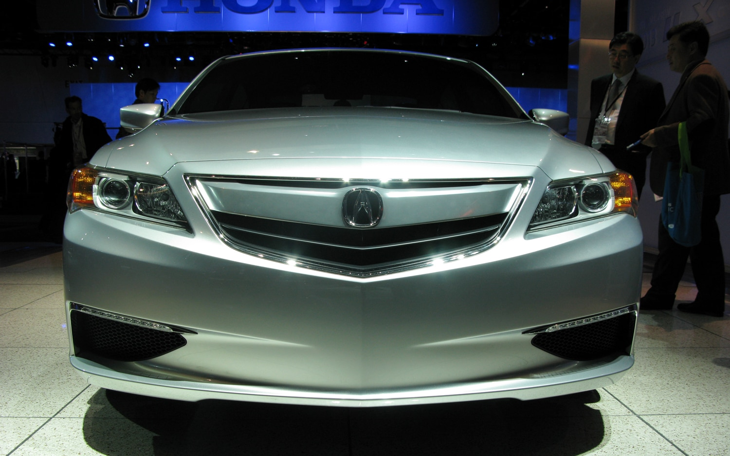 2013 Acura ILX Front End