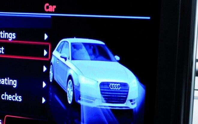 2013 Audi A3 Exterior Rendering MMI Screen1 660x413