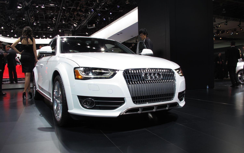 2013 Audi A4 Allroad Front11