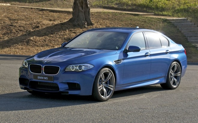 2013 BMW M5 Front Three Quarter11 660x413
