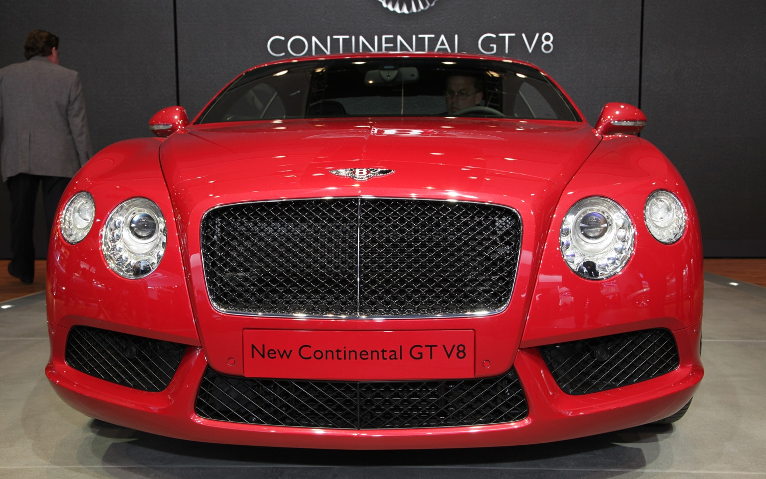 First drive bentley continental gt v8 automobile magazine it vanachro Image collections