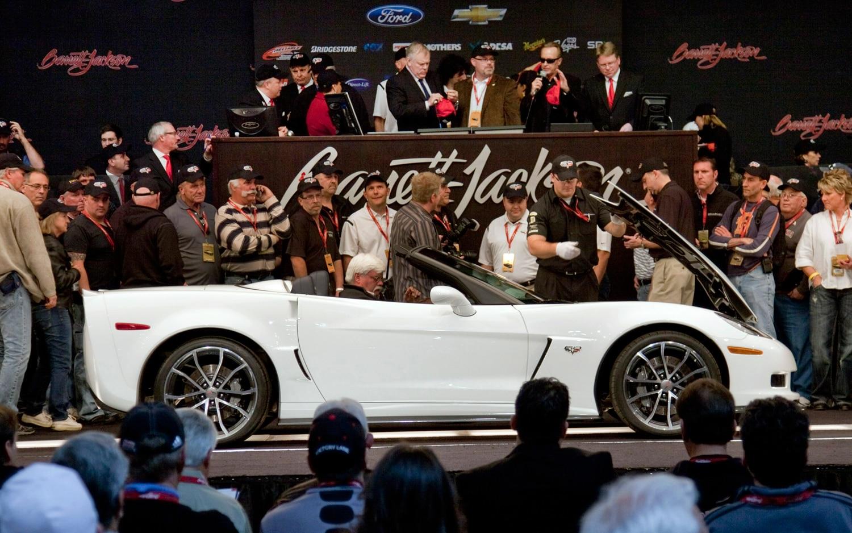 2013 Chevrolet Corvette 427 Convertible At Auction 11